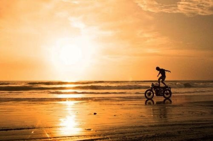 Sunset Rides – 4Ever2Wheels – The Best of the Web on Two ...