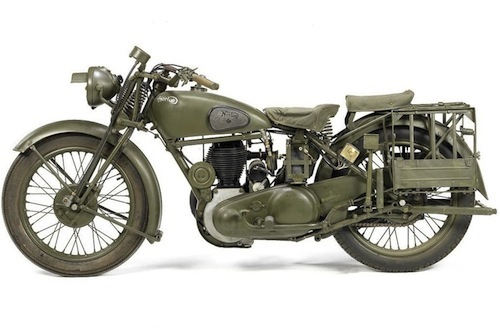 Norton-16H-Military-Motorcycle