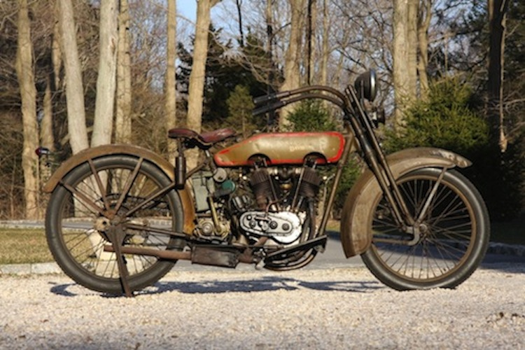 Oldmotodude 1928 Harley Davidson Ohv Peashooter For Sale: Harley-Davidson 1924-1933