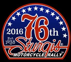 76th sturgis logo