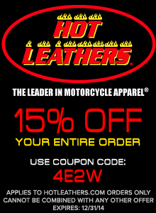 Hot Leathers - The Leaders in Motorcycle Apparel